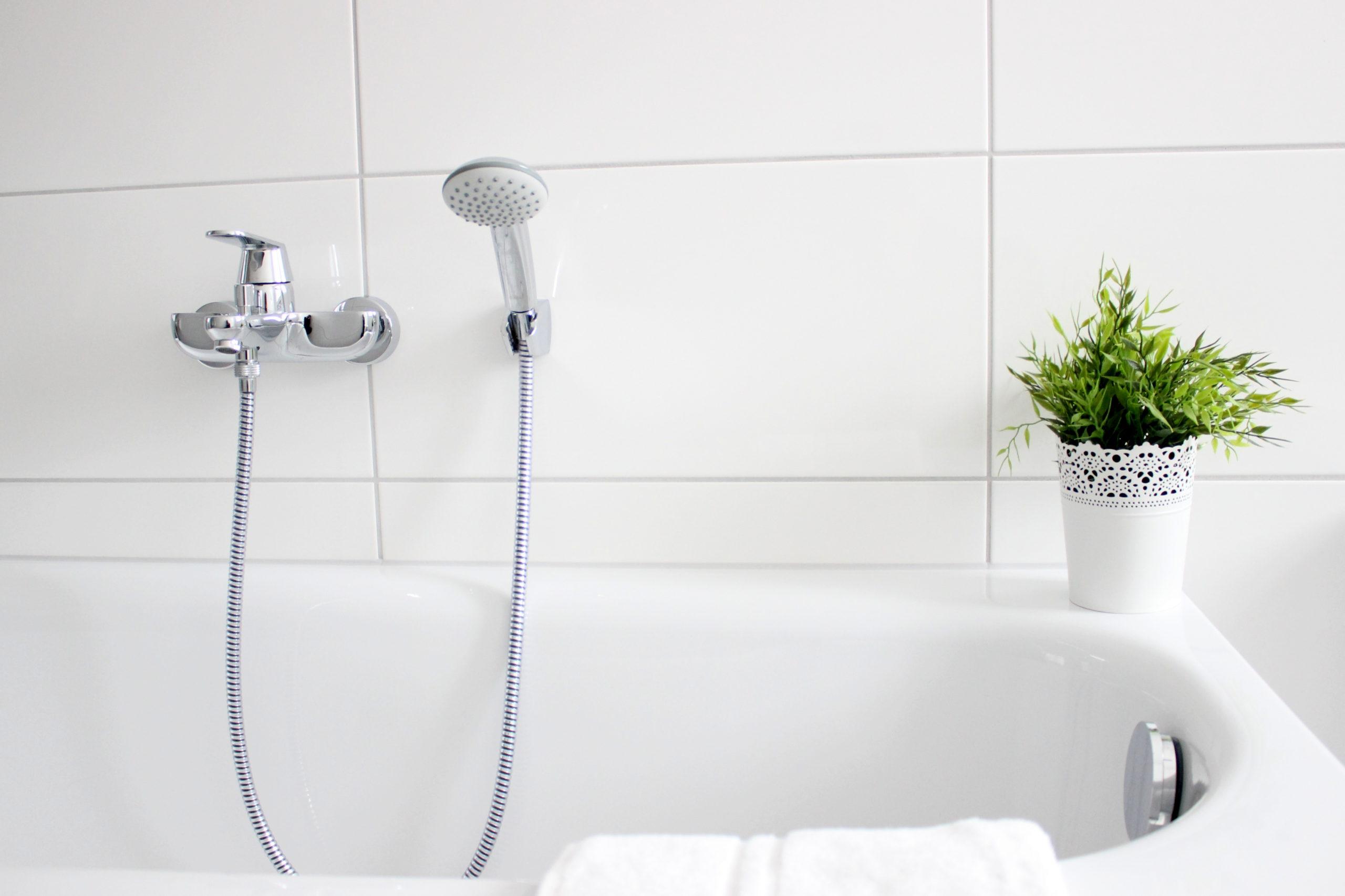 Ferienwohnung mit Badewanne